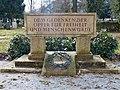 Kommunalfriedhof Salzburg Grabmal Opfer für Freiheit.jpg