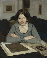 Portret Julii Paszkiewiczowej