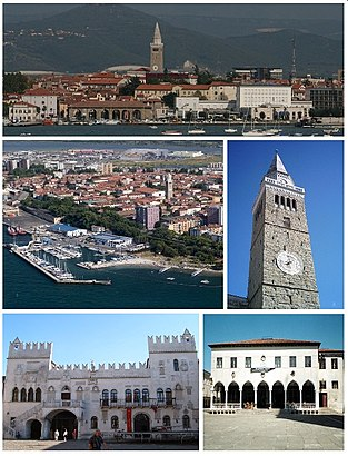 How to get to koper with public transit - About the place