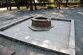 Korea-Gyeongju-Bunhwangsa-Stone well-01.jpg