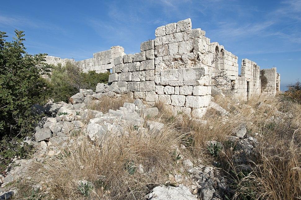 Korykon Necropoli and churches 1247