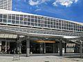 Koshigaya Station West Entrance 20120910.jpg