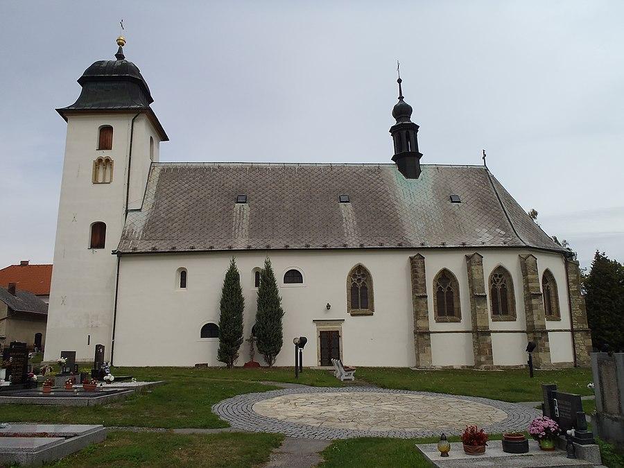Dolní Újezd (Svitavy District)