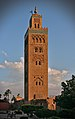 Koutoubia Mosque at the sunset (2).jpg