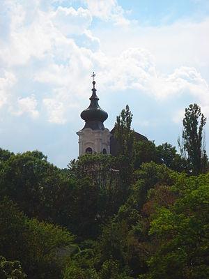 Dúbravka, Bratislava - Image: Kozma damian
