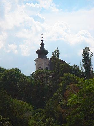 Dúbravka, Bratislava - Dúbravka in June 2007