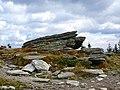 Kráľova hoľa - skalná archa - panoramio.jpg