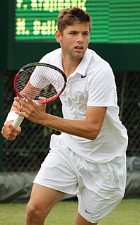 Serbian tennis player