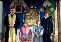 Krajnak Frantisek s rodinou Krasnobrodska ikona oktober 1996.jpg