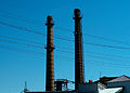 Krasnoyarsk Boiler Station 5 Stacks.jpg