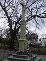 Krzyż przy ulicy Głównej w Radziechowach.JPG