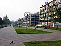 Kstovo. July day at Mir Boulevard.jpg