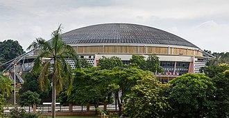 Stadium Negara - Image: Kuala Lumpur Malaysia Stadium Negara 05