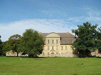 Kummerow - Kummerow am See - Baroque castle