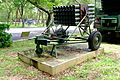 Kung Feng IV MLRS Trailer Display at Chengkungling Right Rear View 20150606.jpg