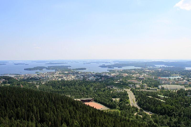 File:Kuopio-center-from-Puijo.jpg