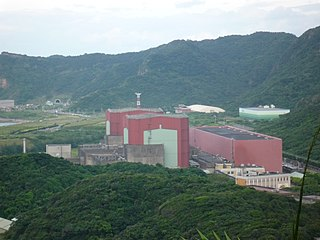 Kuosheng Nuclear Power Plant Power plant in Wanli, New Taipei, Taiwan