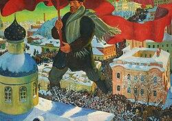 Le bolchevik: l'homme nouveau