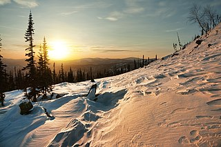 South Siberian Mountains Series of mountain ranges in Russia and Mongolia