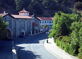 Kykkos Monastery - Kykkos Monastery