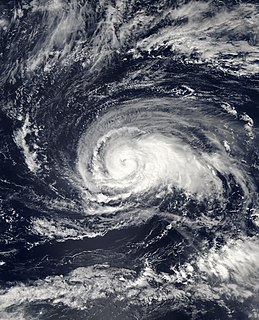 Hurricane Kyle (2002) Category 1 Atlantic hurricane in 2002