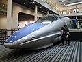 Kyoto Railway Museum (14) - JR WEST Shinkansen Series 500 car 521-1.jpg