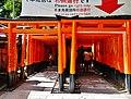 Kyoto Schrein Fushimi-Inari-taisha Torii 20.jpg