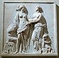 L'Union de la Peinture et de la Sculpture, marbre, Jacques Buirette (2).jpg