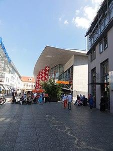 Lörrach — Am Alten Markt 4 (Migros) 2012.JPG