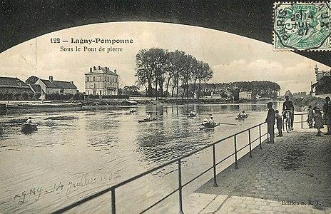 L2003 - Lagny-sur-Marne - Pont de Pierre.jpg
