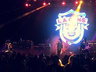 L.A. Guns band