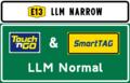 LLMNarrowLLMNormal signboard.png