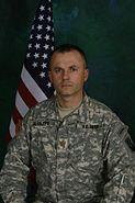 LTC John E. Dethlefs, 153rd Cavalry, Florida National Guard