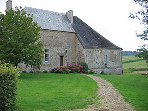 Artaise-le-Vivier - The fortified house of Raminoise