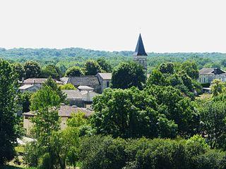 La Tour-Blanche Part of La Tour-Blanche-Cercles in Nouvelle-Aquitaine, France