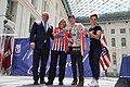 La alcaldesa recibe al equipo femenino del Atlético de Madrid ganador de la Liga Iberdrola 2019 06.jpg