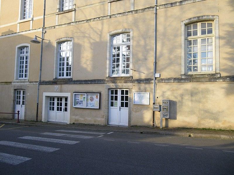 La mairie de La Roe