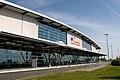 Laage Flughafen Eingang.jpg