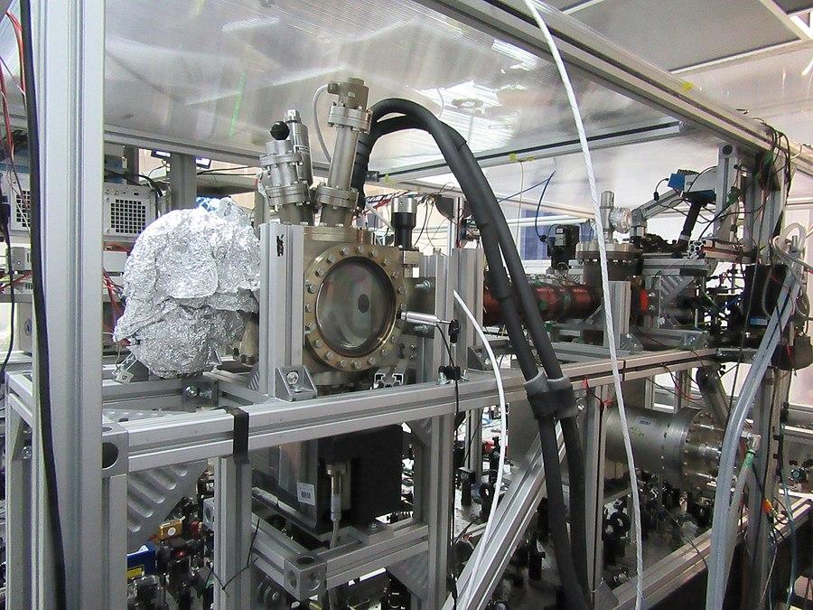 National Laboratory of Atomic, Molecular and Optical Physics