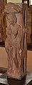 Lady with Smiling Posture - Circa 2nd Century CE - Jaisinghpura - ACCN 00-J-12 - Government Museum - Mathura 2013-02-23 5741.JPG