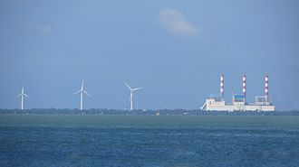 Electricity sector in Sri Lanka - 900MW Lakvijaya Power Station