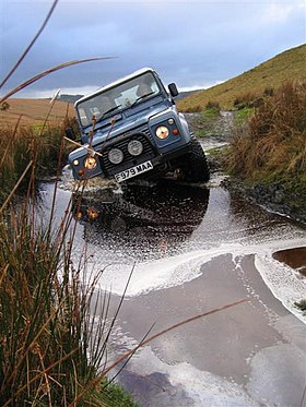 Land Rover 90 County Staation Wagon.JPG