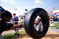 Land Rover at the 2012 Dubai Rugby Sevens (8243803072).jpg