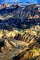 Landmannalaugar from above, Iceland 2013. - panoramio.jpg