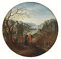 Landschap met bijbels tafereel, Abel Grimmer, schilderij, Museum Plantin-Moretus (Antwerpen) - MPM V IV 019.jpg