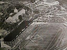 Lansdowne park 1950