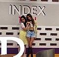 Lanzamiento de Index by Tini.jpg