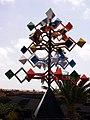 Lanzarote May 2010 - one of Manrique's juguettes de viento (Wind Toys) - panoramio.jpg