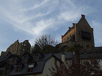 Larochette - Image: Larochette Castle 5