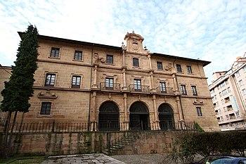 Entrada principal del convento
